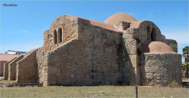 L'església bizantina de Santu Giuanne de Sinis