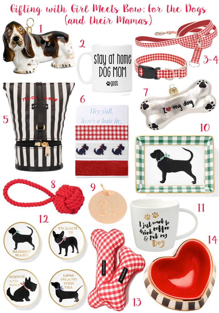 Gifting with Girl Meets Bow: For the Dogs (& Their Mamas)!