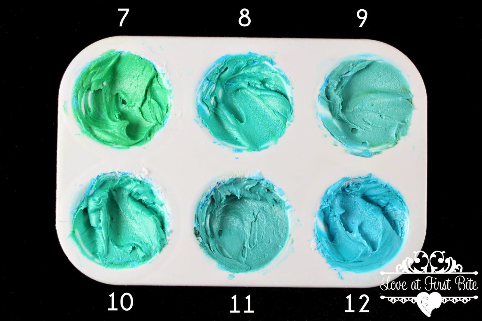 Cookies And Color Mixing Tertiary Colors The Easy Way