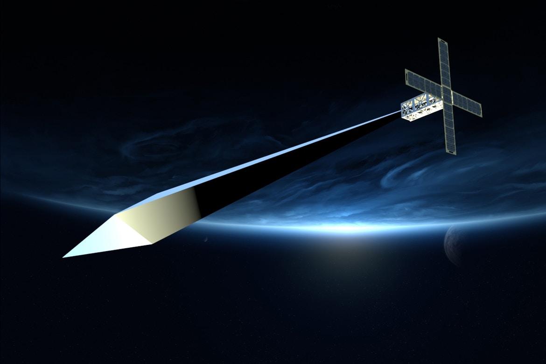 orbital-reflector