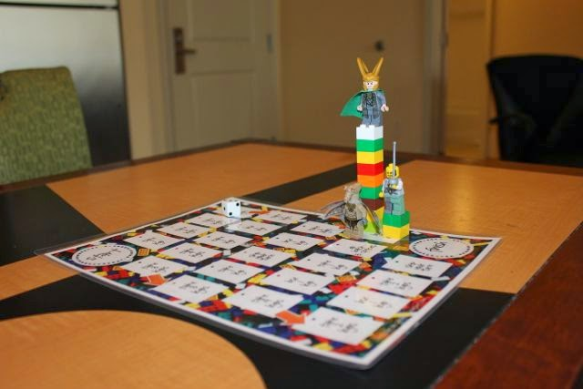 Memory Work Fun with LEGOs : Half a Hundred Acre Wood
