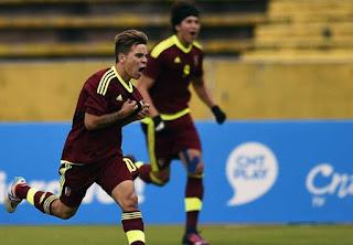 Venezuela U20 vs Estados Unidos U20 en Mundial Sub 20 Corea del Sur 2017