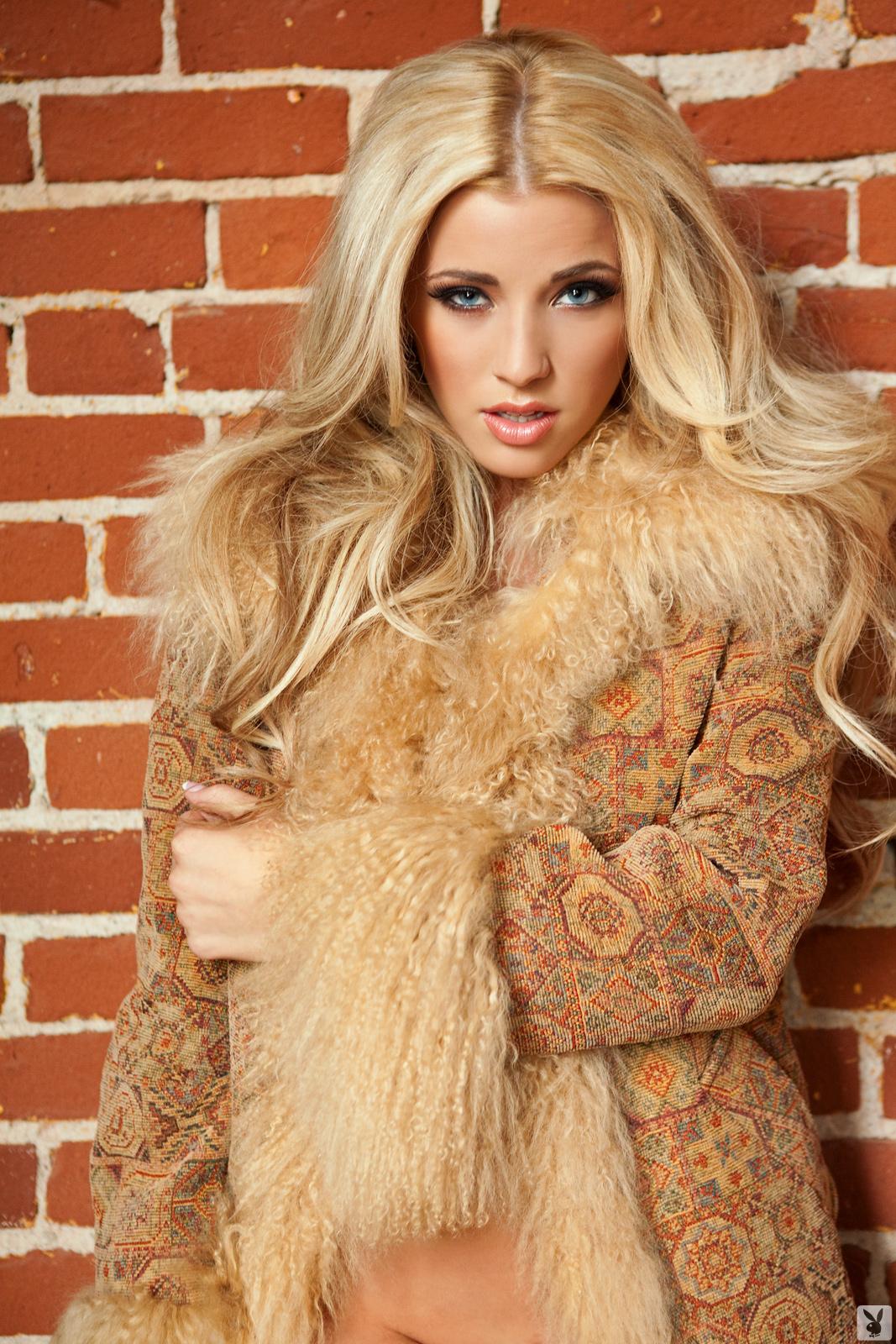 Olivia Paige Coat