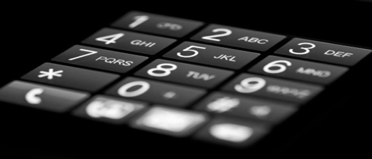 हे चारच फोन नंबर - मराठी कविता | He Charach Phone Number - Marathi Kavita