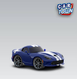 Dodge SRT Viper GTS 2013 Racing Stripes by Diego