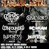 Hammer Metal 2017 acontecerá no dia 7 de outubro na Usina, em Sata Cruz do Capibaribe