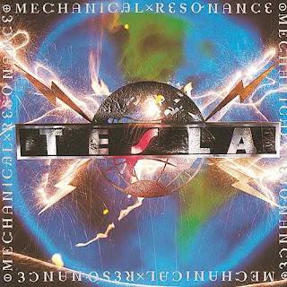 Cumin' Atcha Live by Tesla (1986)