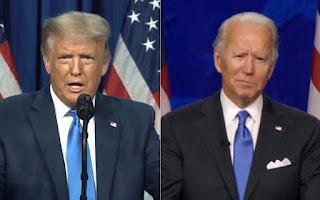 Trump x Biden – debate presidencial ao vivo na TV – Onde assistir