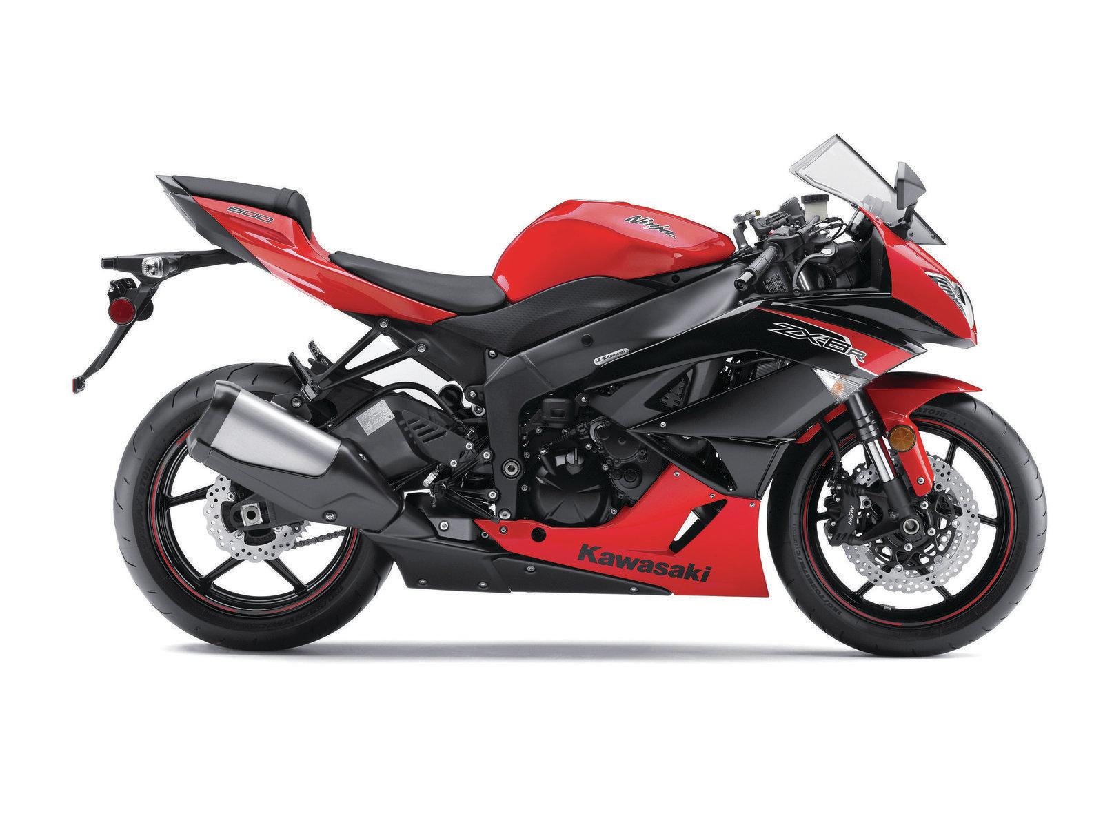 Kawasaki Motor Bikes: 2012 Kawasaki Ninja 250R