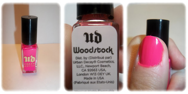 Swatch Vernis à Ongles Teinte Woodstock - Urban Decay