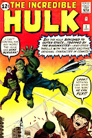 Incredible Hulk v1 3# marvel comic book cover art by Jack Kirby