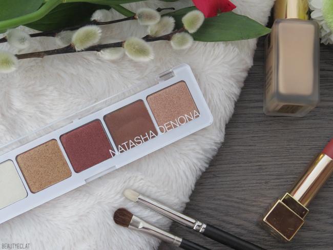 Natasha Denona Eyeshadow Palette 5 Palette 04 tenue des fards