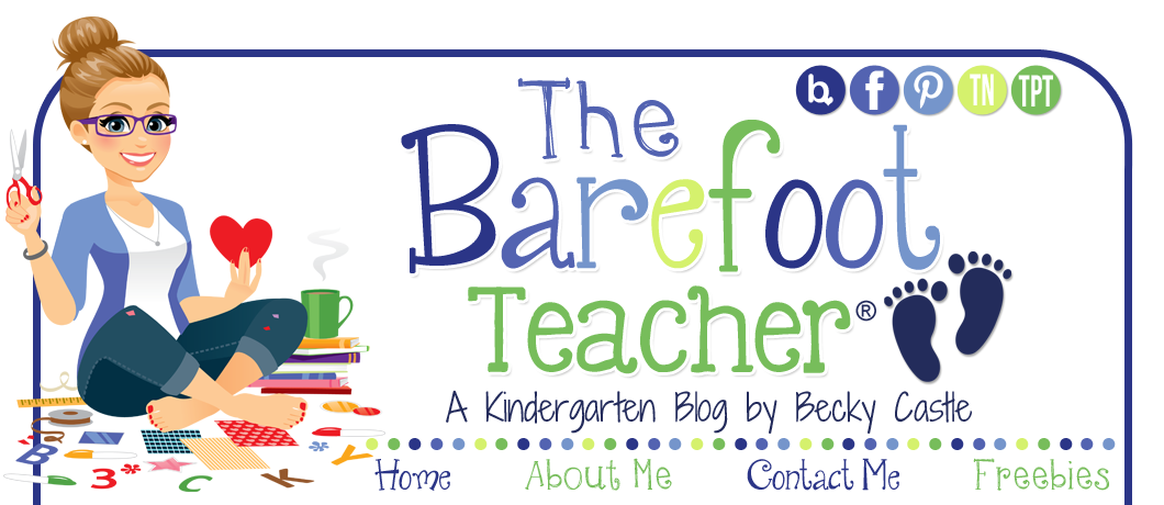 The Barefoot Teacher