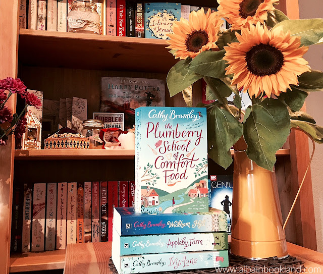 Book Review: The Plumberry School of Comfort Food by Cathy Bramley