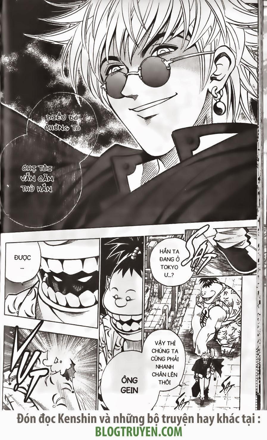 Rurouni Kenshin chap 152 trang 18