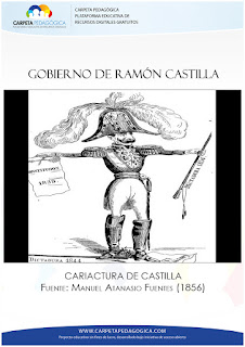 Primer Gobierno de Ramón Castilla