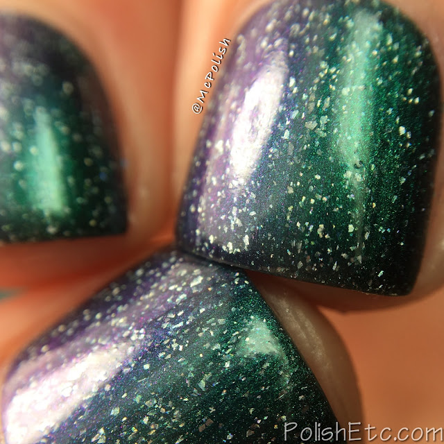 KBShimmer - Fall 2017 Blogger Collaboration Collection - McPolish - Northern Frights