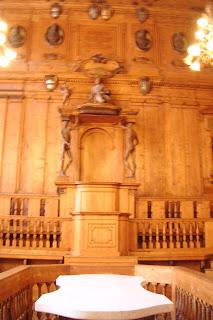 visiter théâtre anatomique bologne