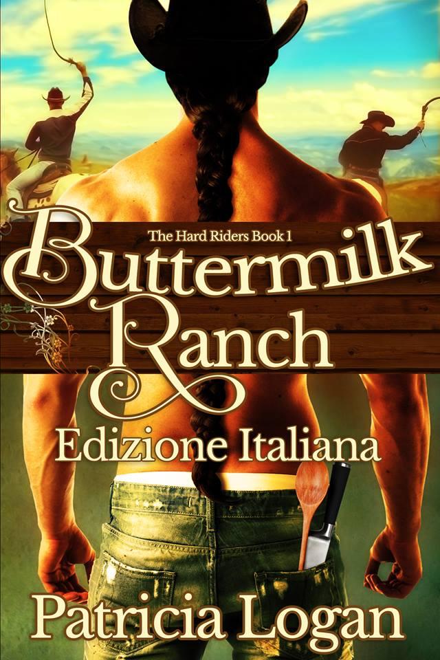 """In uscita l'1 aprile """"The Buttermilk Ranch"""" di Patricia Logan"""