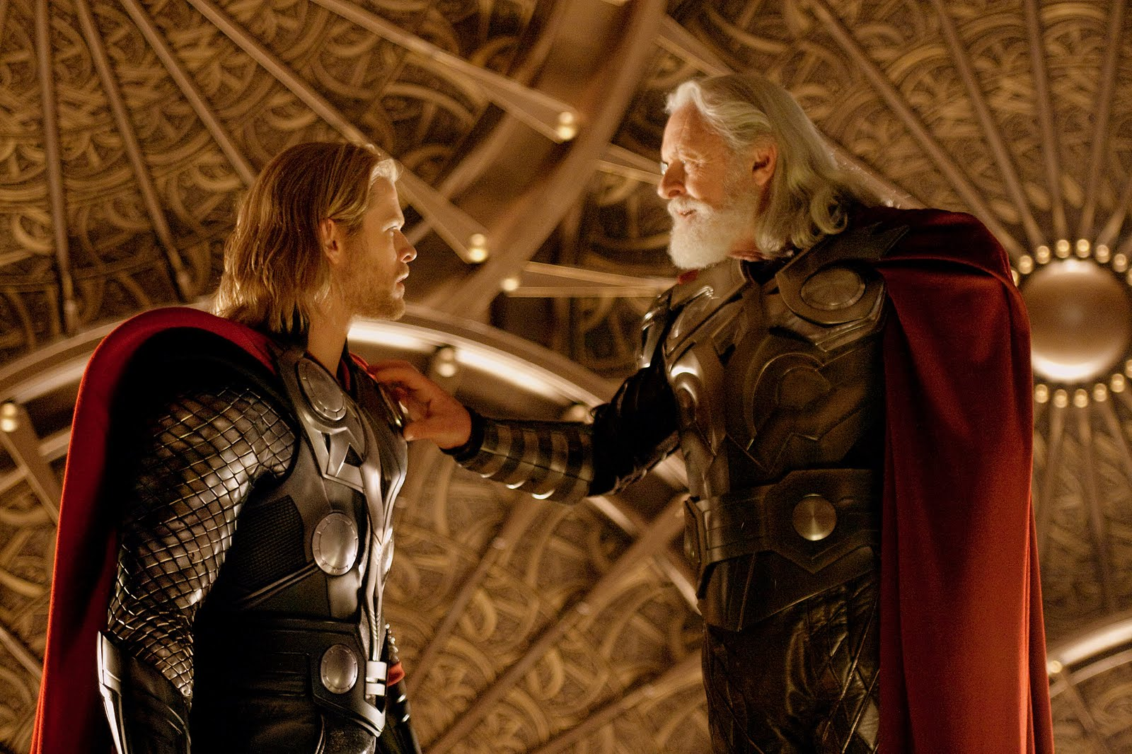 Cinema Viewfinder Movie Review Thor 2011