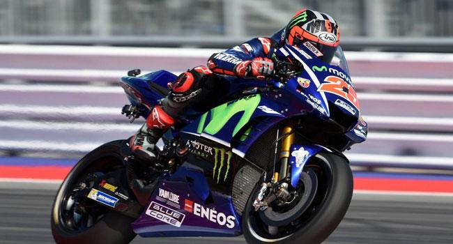 Kualifikasi Misano: Maverick Vinales Sabet Pole Position, Marquez Dlossooorr Di Akhir Sesi....