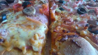 Pulse para comenzar, pizzas congeladas, Buitoni, Alcampo