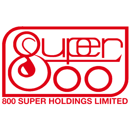 800 SUPER HOLDINGS LIMITED (5TG.SI) @ SG investors.io