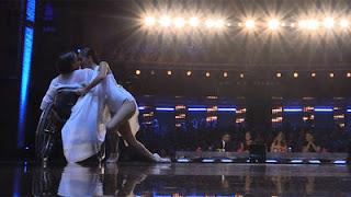 Nayara y Nassim: hermanos bailarines