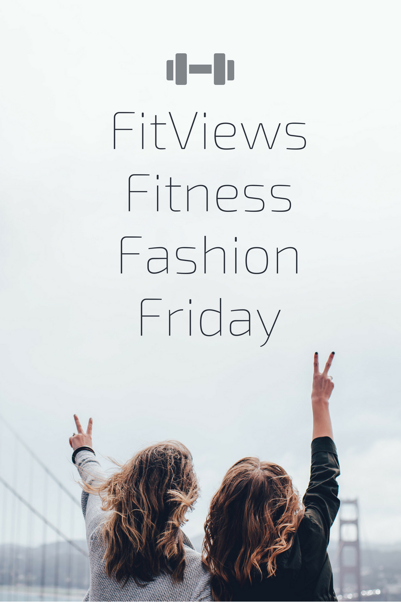 FitViews Fitness Fashion Friday 4/14 - Nike Lovin'