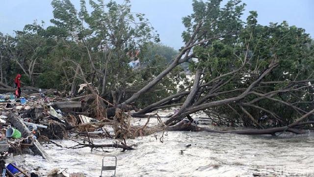 Danramil: Kampung di Petobo Palu 'Tertelan' Bumi, Banyak yang Ngungsi