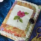 CROSS STITCH NEEDLE CASE