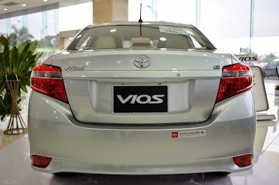 2451759  DSC0175 -  - Vios E và G : Mẫu xe nào dành cho bạn ?