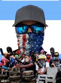 Nicaragua : El terrorismo considerado como el arte de manifestarse