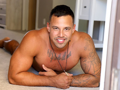 Hot Latino Lover Tony Romero Jerks