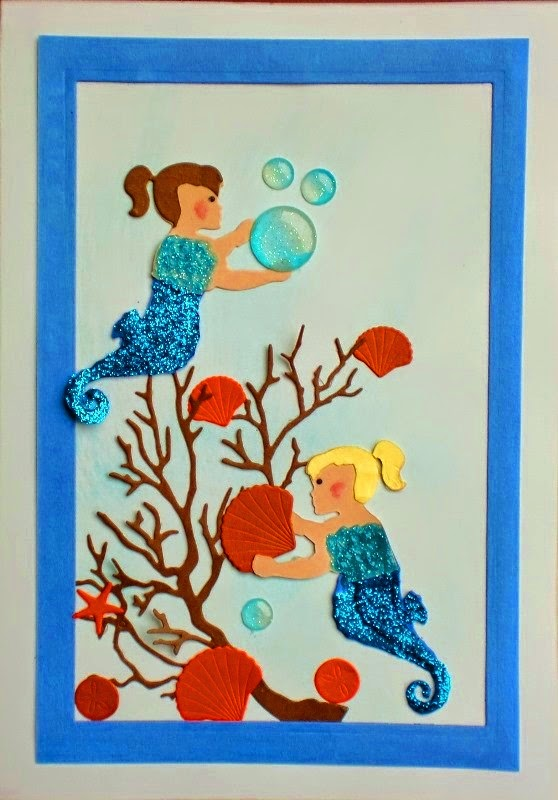 Charmingly Creative: Little Mermaids - photo#11
