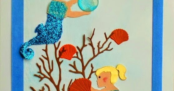 Charmingly Creative: Little Mermaids - photo#38