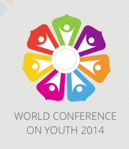 World Youth Conference Exhibition at BMICH