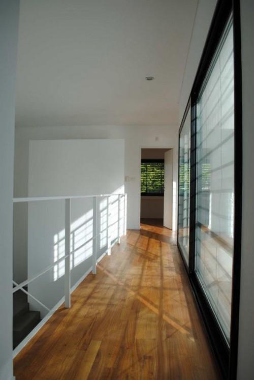 Custom hallway interior design at a price of €25/m2 in Vilnius |House Corridors