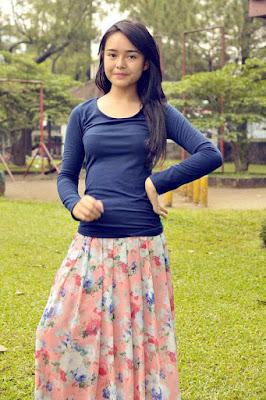 foto ig biodata profil amanda manopo gadis kampungan