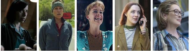 Ganadores de los Óscars 2018