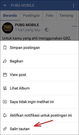 Cara Share Postingan Facebook ke WhatsApp di Android Terbaru