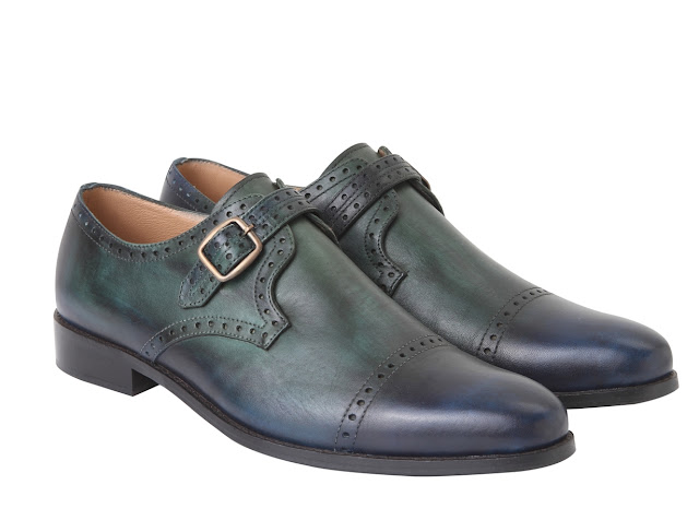 SARTOJIVA launches Bespoke Patina Shoes
