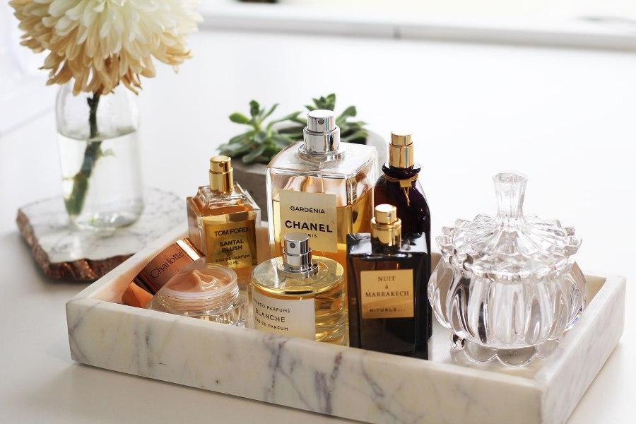 Come organizzare i prodotti beauty in bagno vita su marte