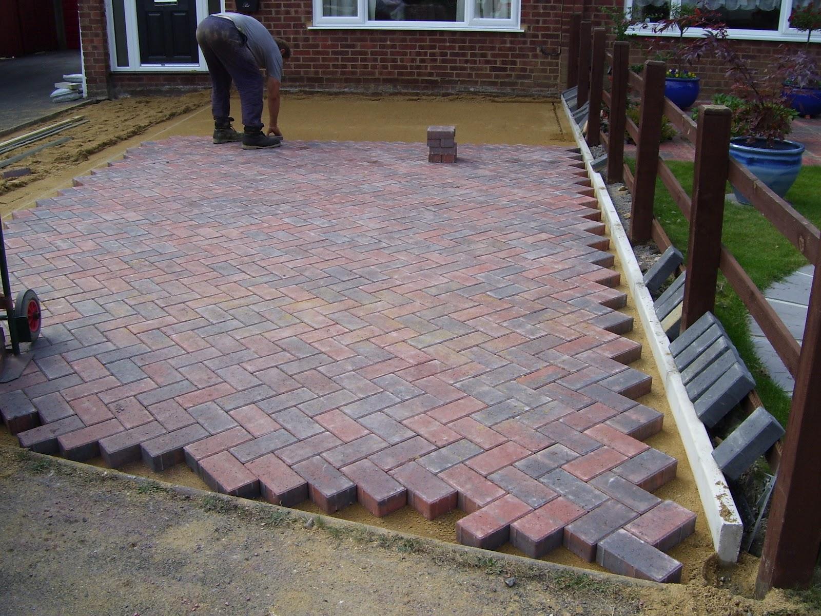 paver stone patio cost laura williams