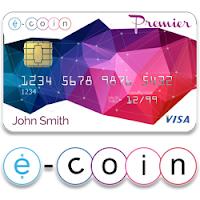 ecoin debit card