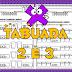 Atividades de multiplicação - tabuada ilustrada 2 e 3