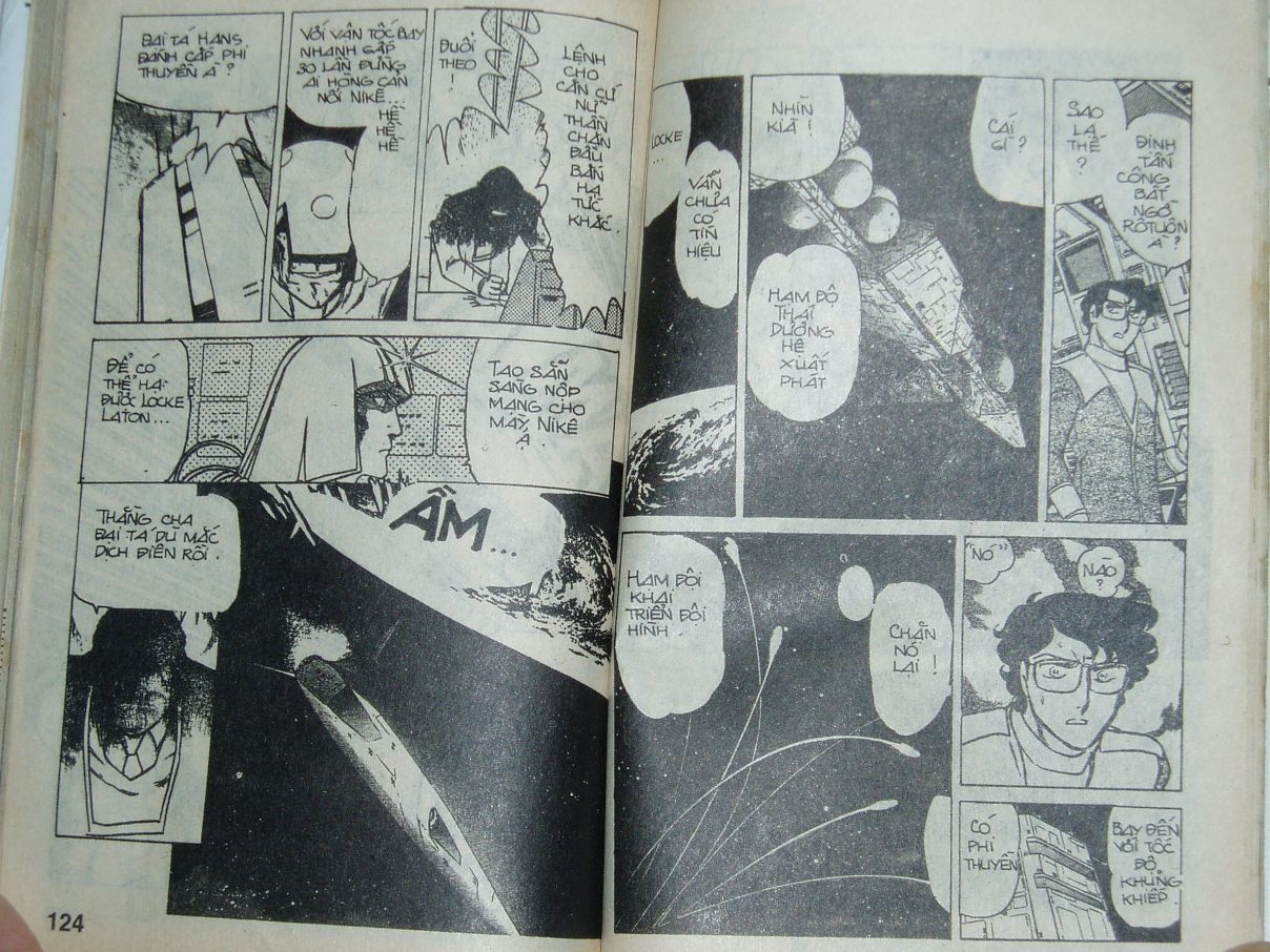 Siêu nhân Locke vol 03 trang 62