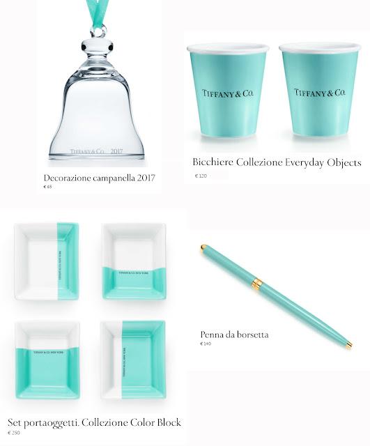 TIFFANY objects