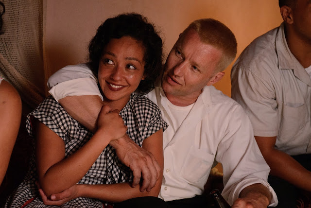 Loving, by Jeff Nichols, starring Ruth Negga and Joel Edgerton