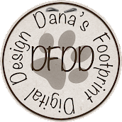 Dana's Footprint Digital Design